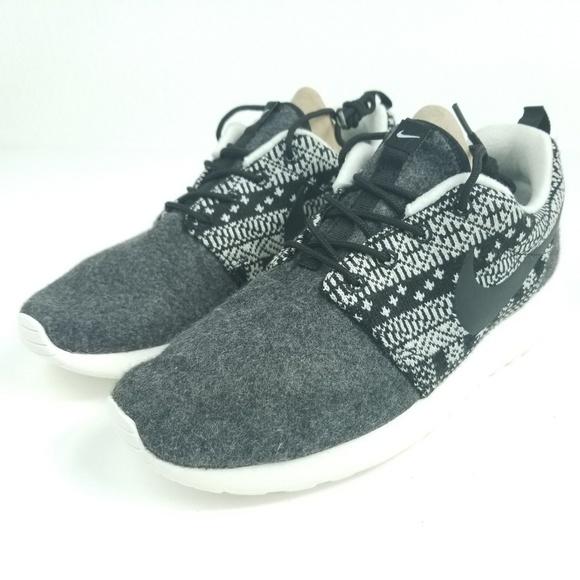 ac034d51e9b20 NIKE Roshe One Winter Running Shoes